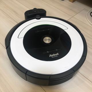 ルンバ iRobot 付属品付き(箱・替えフィルター・充電基地・...