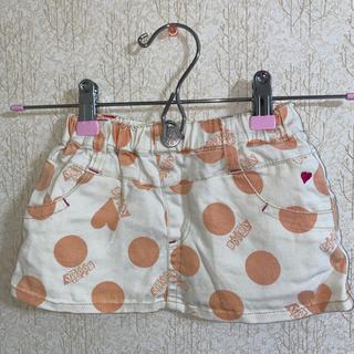 水玉模様スカート♡100cm