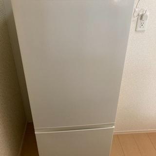 2ドア冷蔵庫184L 2019年製 説明書あります。SHARP ...