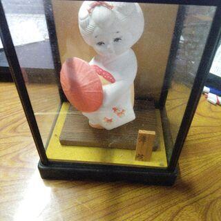 (中古)日本人形
