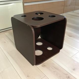 サイコロ型ミニテーブル