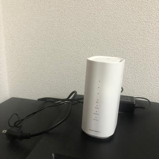 WiMAX Home01 wifiルーター