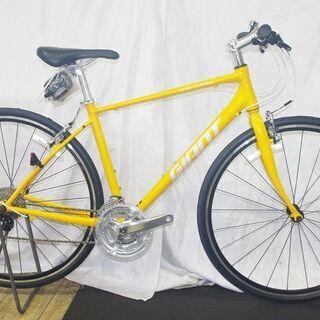 「新車」在庫1台限り。クロスバイクのご紹介①/GIANT ESC...