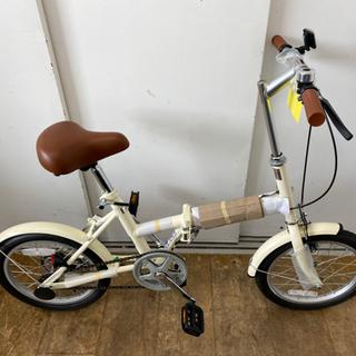 N005★折り畳み自転車★未使用品