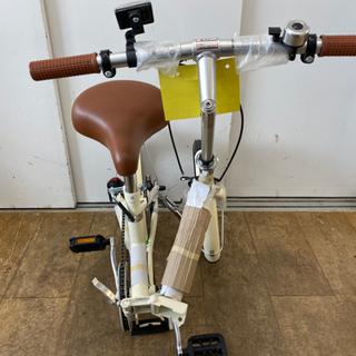 N005★折り畳み自転車★未使用品 - 春日井市