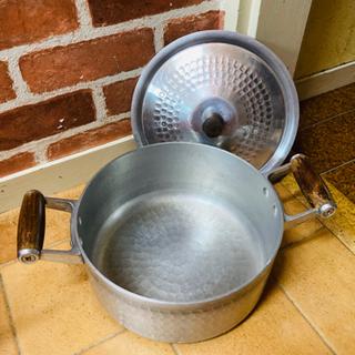 両手鍋 直径約22.5㎝