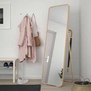 IKORNNES イコルネス スタンドミラー IKEA