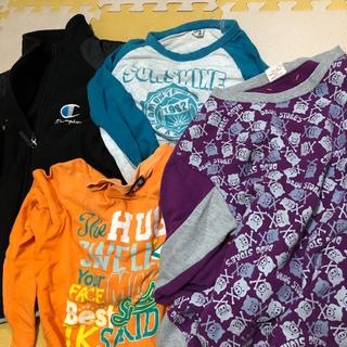 【140サイズ】男の子服 Tシャツ、パンツなど フリマ式