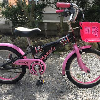 275.幼児用自転車女の子16インチ