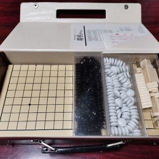 マグネット式囲碁将棋セット