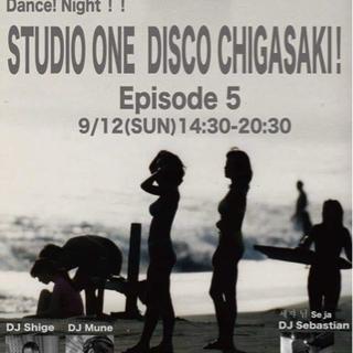 Disco Night🕺@Studio ONE