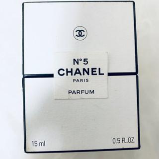 未使用 シャネル シャネル香水 シャネルNo5
