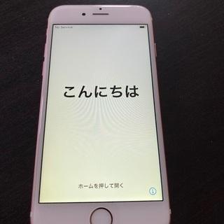 【ネット決済】iPhone 6s Rose Gold 16 GB...