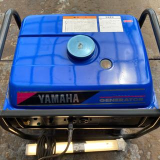 第一弾 発電機 ヤマハ EF1400 ジェネレーター ガソ…