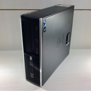 ●【処分大特価】HP 省スペースデスクトップPC ⑨ Core2...