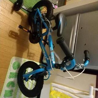 【数回使用】子供用 自転車 BMX