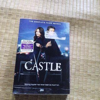 (中古 DVD)Castle(third season)