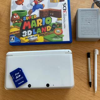 NINTENDO 3DS本体とソフトセット