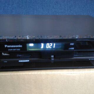 PANASONIC HDDレコーダーDMR-BRT300 HDD...