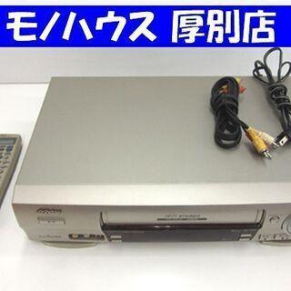 ビクター ビデオデッキ HR-G20 動作確認済み リモコン付き...