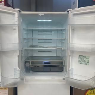 TOSHIBA製★2017年制462L冷蔵庫★6ヵ月間保証付き★近隣配送可能 - 春日井市