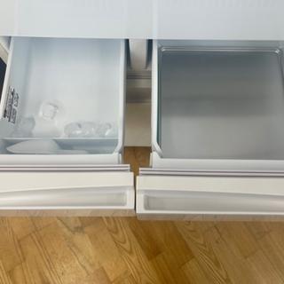 TOSHIBA製★2017年制462L冷蔵庫★6ヵ月間保証付き★近隣配送可能 - 家電
