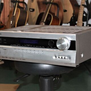 USED ONKYO 5chパワ-アンプ搭載AVセンター TX-...