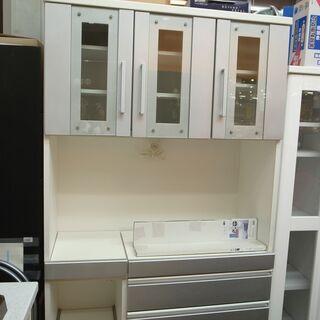 ニトリ オープン食器棚 KRIS-105KB【モノ市場 知…