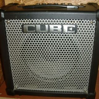 Roland CUBE-40GX エレキギターコンボアンプ ジャンク品