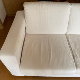 2掛けソファー - 家具