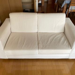 2掛けソファーの画像