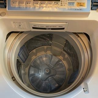 Panasonic 7㎏ 洗濯機 NA-FA70H2 2015年製 簡易乾燥機能付洗濯機 上開き 排水ホース付 洗濯/動作品 - 札幌市