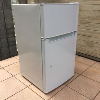 【ネット決済・配送可】2ドア冷蔵庫 冷凍庫25L 冷蔵室60L ...