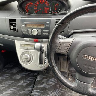 ダイハツ ムーヴ カスタム 2WD H20年車検R4年2月25日151000k − 山形県