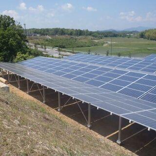 ◇◆正社員大募集◆◇ 太陽光パネル設置 施工スタッフ