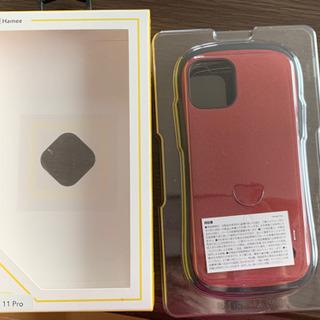 (開封未使用、美品)iPhone 11 pro カバー