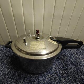 ホリシン 圧力鍋 6.7L 圧力80kpa 2011年5月製造