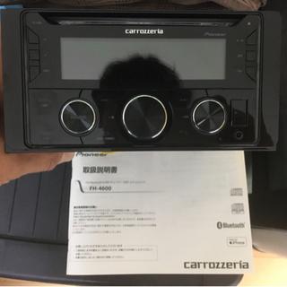 美品 カロッツェリア FH-4600 CD再生 Bluetoot...