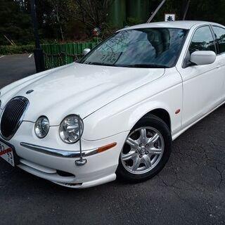 ジャガー Sタイプ 平成13年式(2001年) V6 3000c...