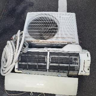 壊れたエアコン、1000円から2000円にて買取りいたしま…