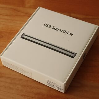 Apple USB Super Drive