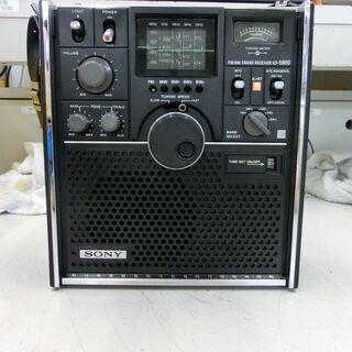 SONY ICF-5800 ラジオ 【ハードオフ大泉学園】