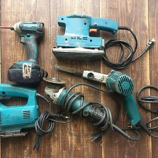 工具・機械・農機具、買取りします!メーカー、年式不問、出張もOK...