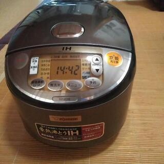IH炊飯器 一升炊きの画像