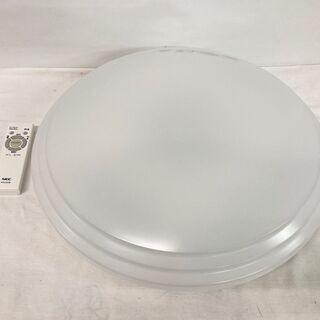 中古 美品 NEC LED照明器具 シーリング照明 天井照…