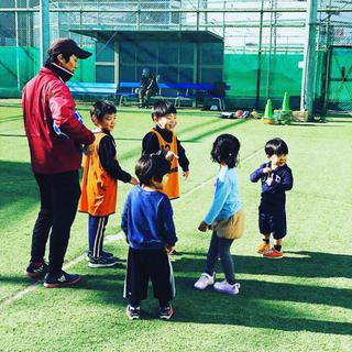 サッカーパーソナル・KOBA式体幹・リズムトレーニング