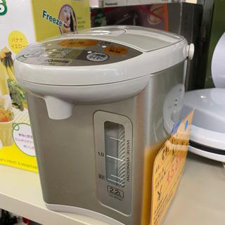 電気ポット 象印2.2L  リサイクルショップ宮崎屋住吉店R3....