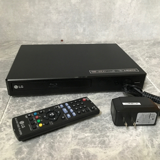 LG BLU-RAY DISC プレーヤー