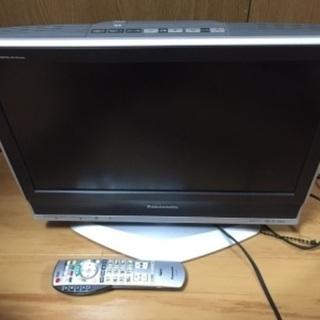 2007年製 テレビ ビエラ パナソニック TH-20LX70