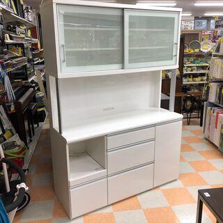サンモア システムキッチンボード ホワイト W141×H199×...